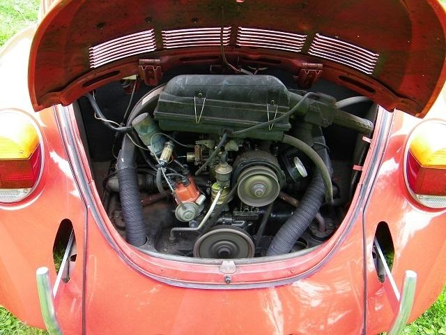 Picture of 1974 Volkswagen Beetle, engine, gallery_worthy