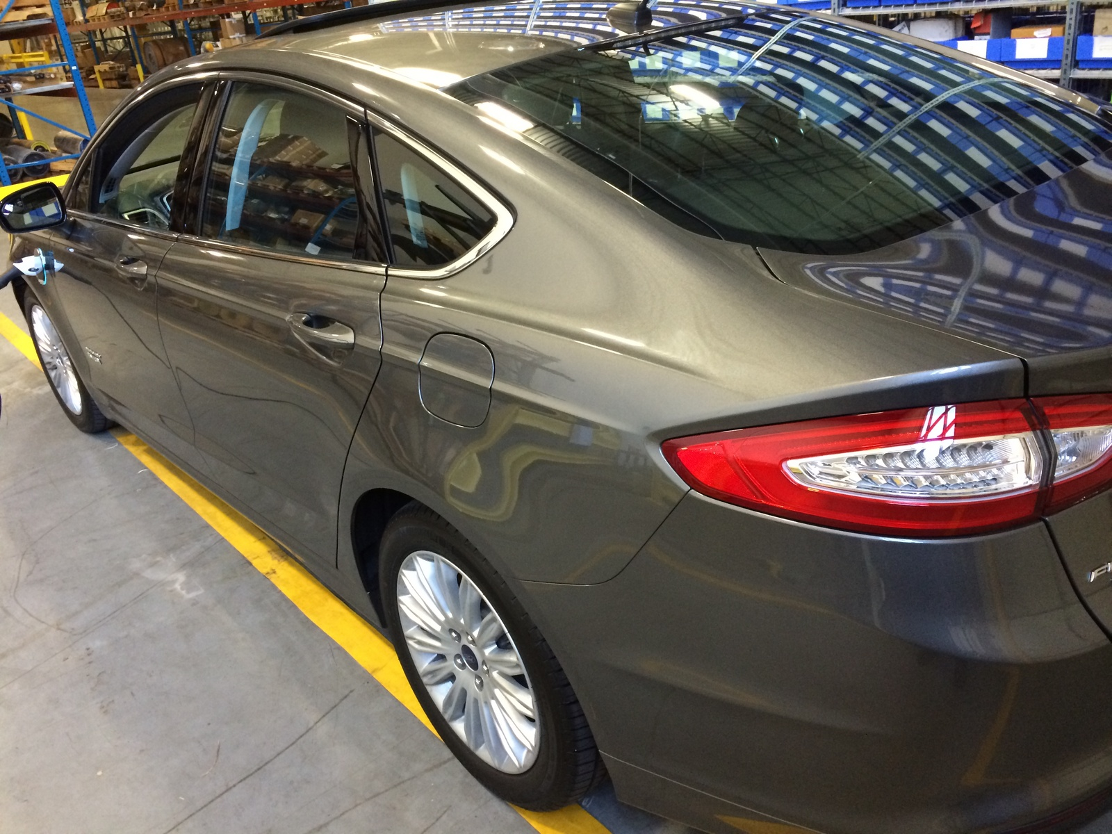 Picture of 2014 Ford Fusion Energi SE