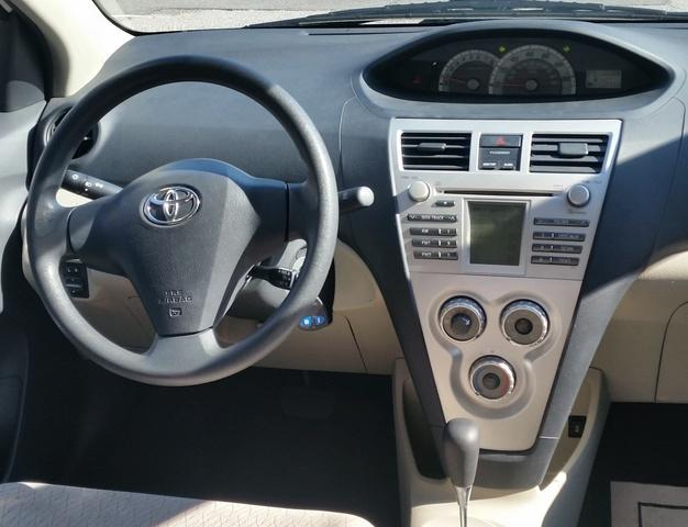 2007 Toyota Yaris