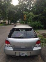 Picture of 2004 Subaru Impreza WRX Wagon, exterior