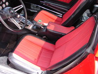1974 Chevrolet Corvette Coupe, Red & Black Interior, gallery_worthy