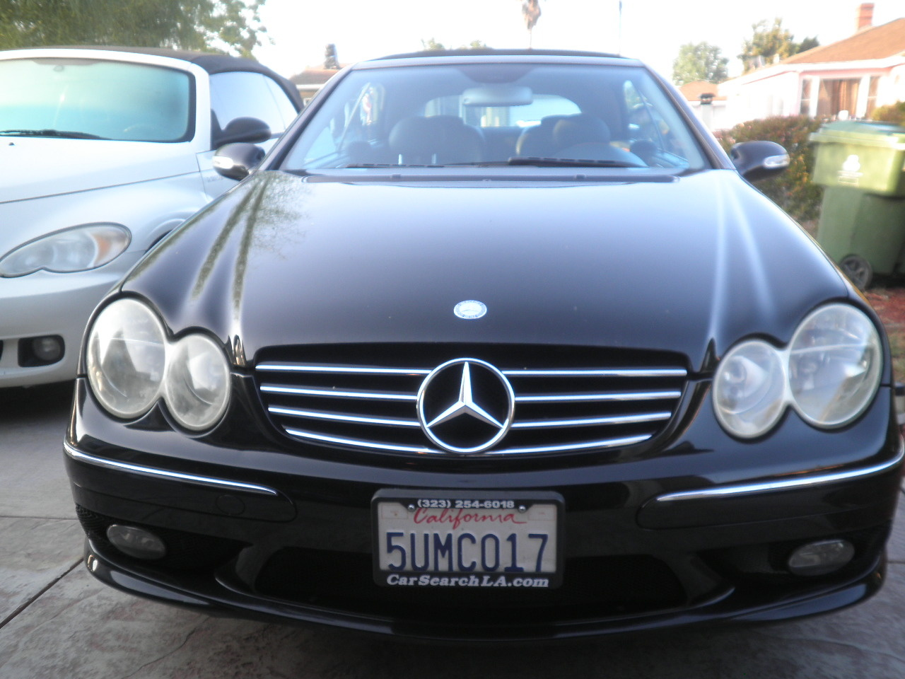 2005 mercedes benz clk class for sale cargurus for Mercedes benz 2005 for sale
