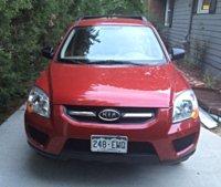 Picture of 2010 Kia Sportage LX, exterior