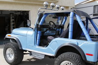 1974 Jeep CJ5 Picture Gallery
