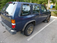 1993 Nissan Pathfinder Picture Gallery