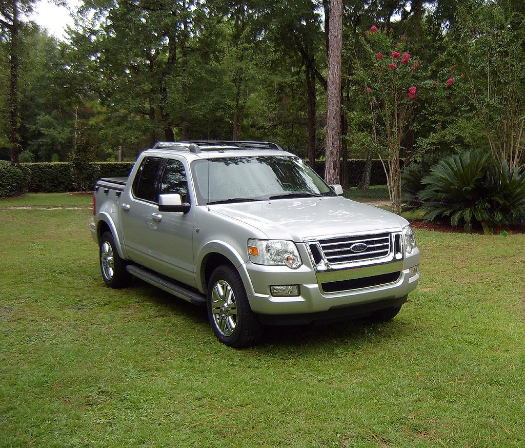 Ford Sport: 2010 Ford Explorer Sport Trac