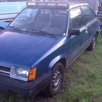 Picture of 1985 Toyota Tercel 2 Dr STD Hatchback, exterior, gallery_worthy
