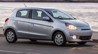 2015 Mitsubishi Mirage Overview