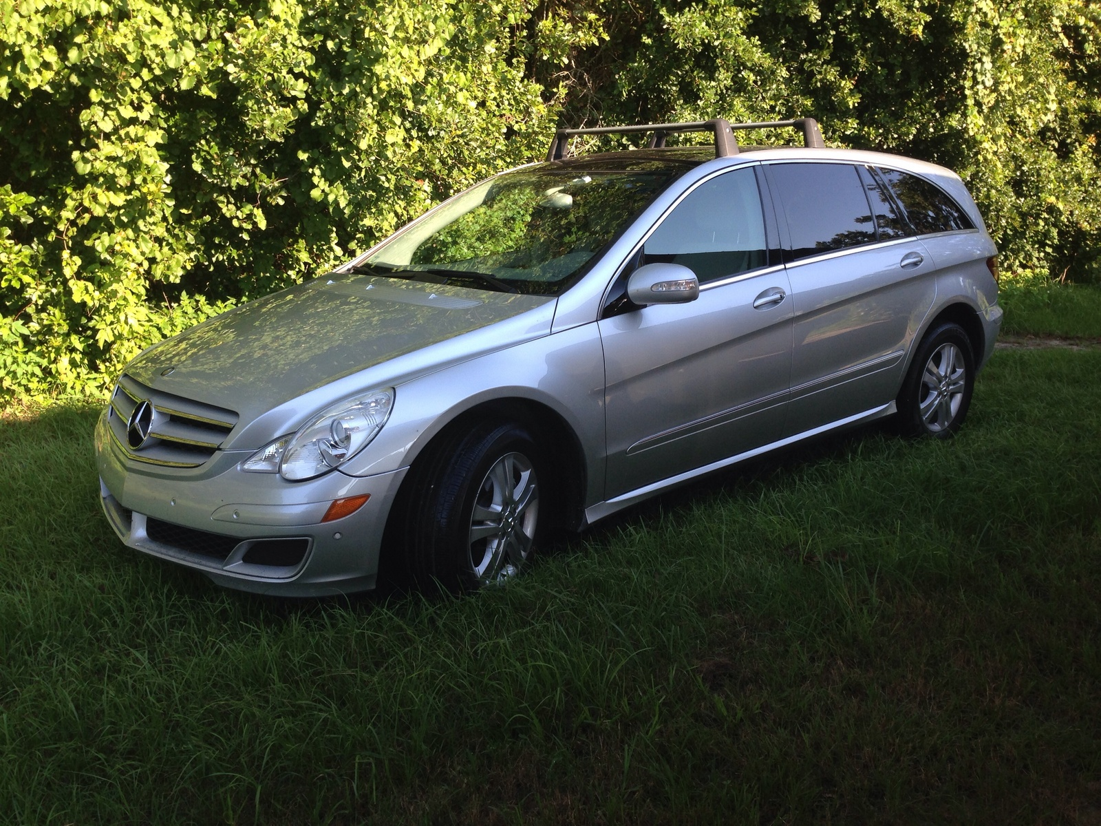 2006 mercedes benz r class pictures cargurus for Mercedes benz r500