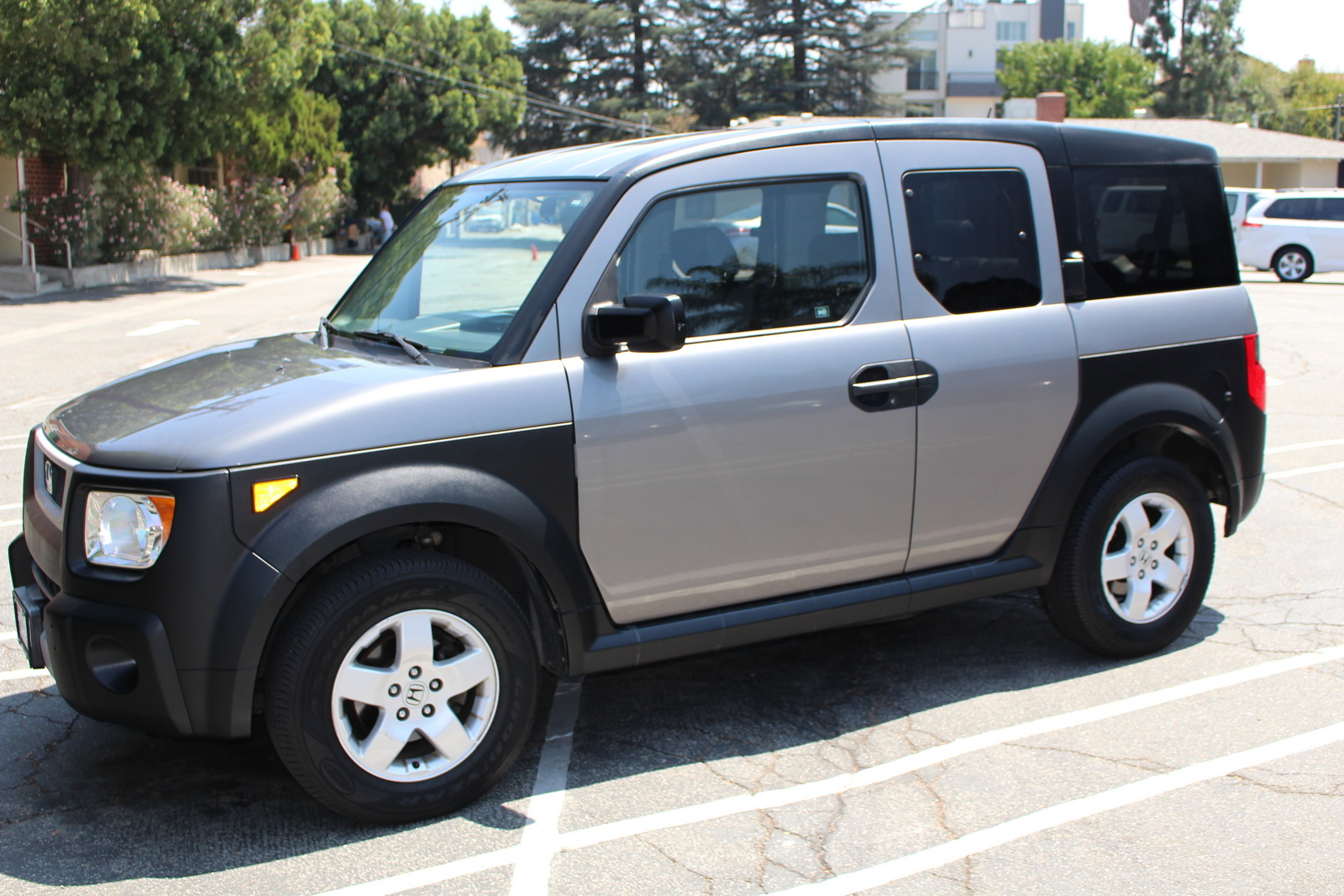 2014 honda element autos post for Honda element dimensions