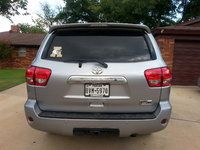 Picture of 2011 Toyota Sequoia Platinum, exterior, gallery_worthy