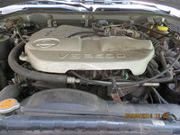 Picture of 2001 Nissan Pathfinder LE 4WD, engine