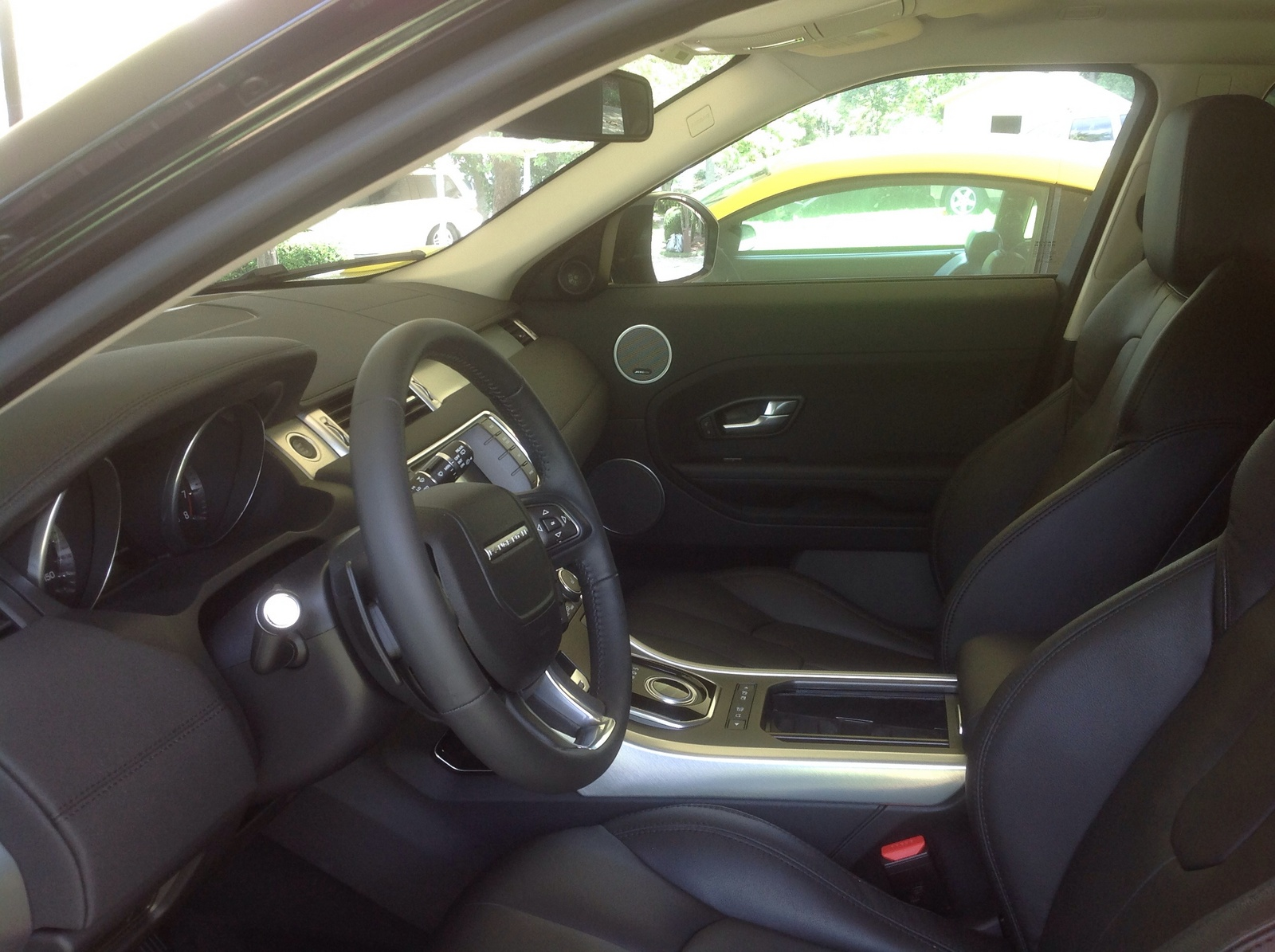 Picture of 2014 Land Rover Range Rover Evoque Pure Plus Hatchback