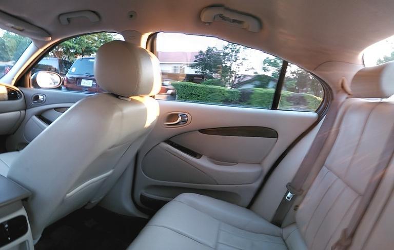 Picture of 2004 Jaguar S-Type 3.0, interior