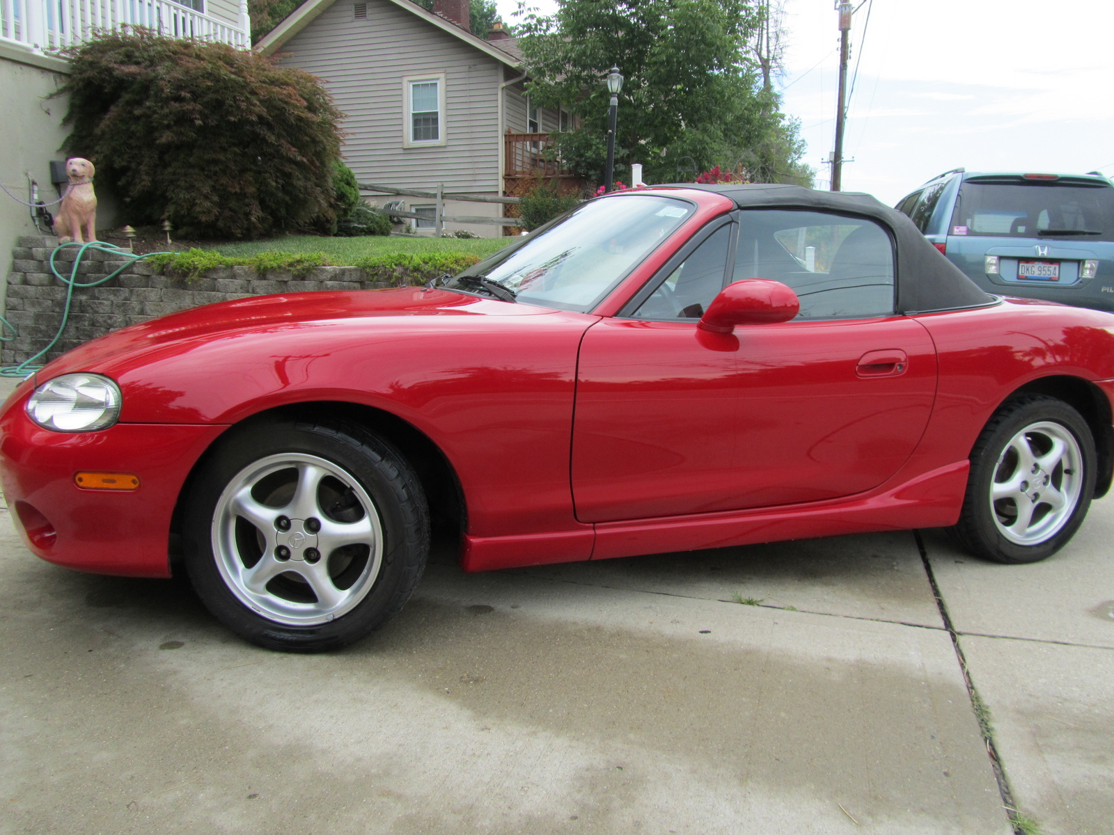 2001 Mazda Miata Mx 5 Fuse Repair