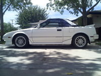 1988 Toyota MR2 Supercharged Coupe, ... last of the AW11s; supercharged variant; only 3408 ever made --, exterior, gallery_worthy