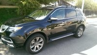 Picture of 2010 Acura MDX Advance + Entertainment Pkg, exterior