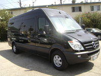2010 Mercedes-Benz Sprinter Overview
