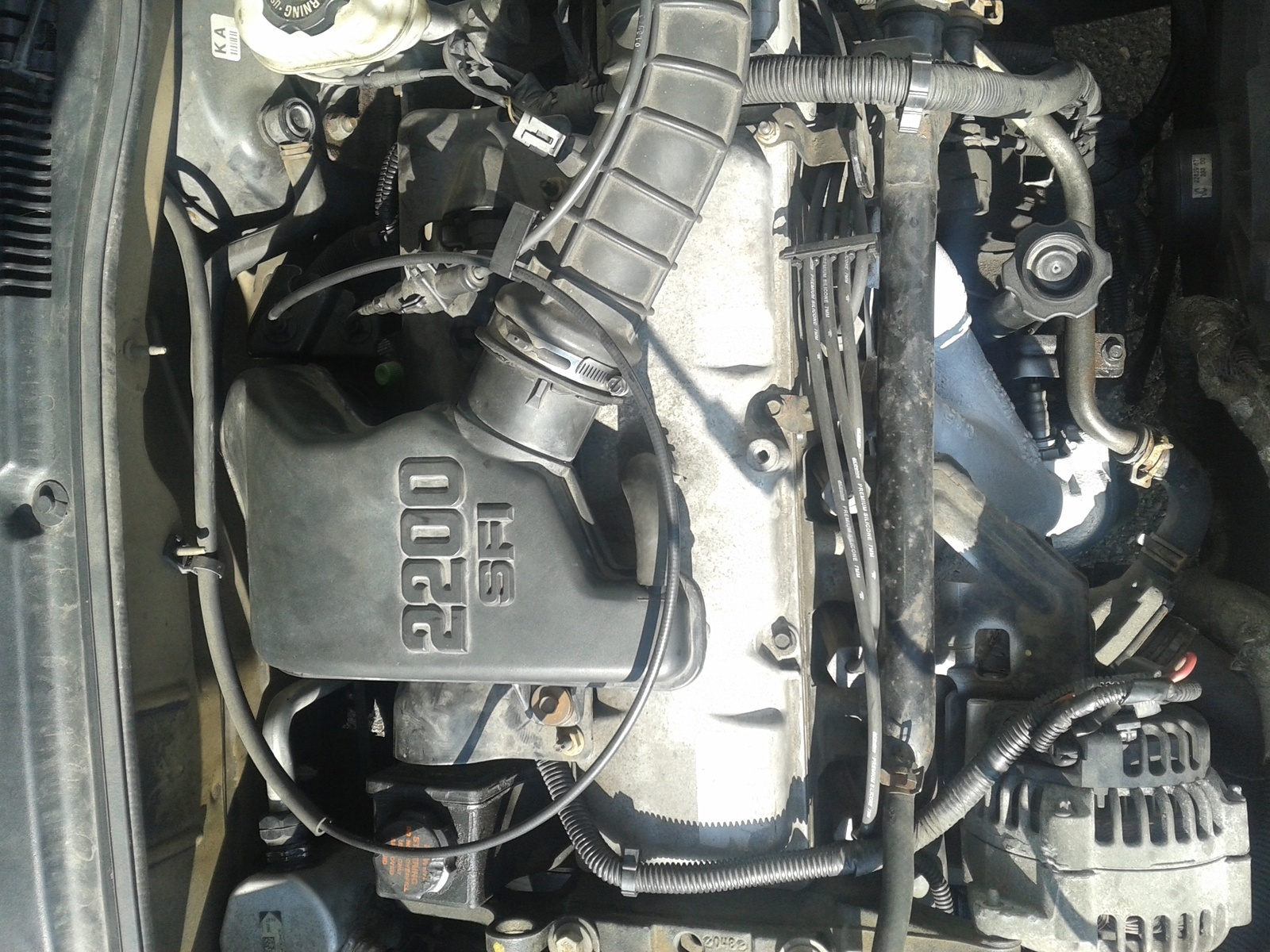 1997 chevy s10 2.2 head gasket replacement
