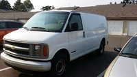 1999 Chevrolet Express Cargo Picture Gallery