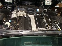 Picture of 1993 Chevrolet Corvette Convertible, engine