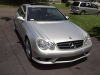 Picture of 2009 Mercedes-Benz CLK-Class CLK550 Coupe, exterior