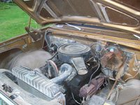 Picture of 1975 Dodge D-Series, engine