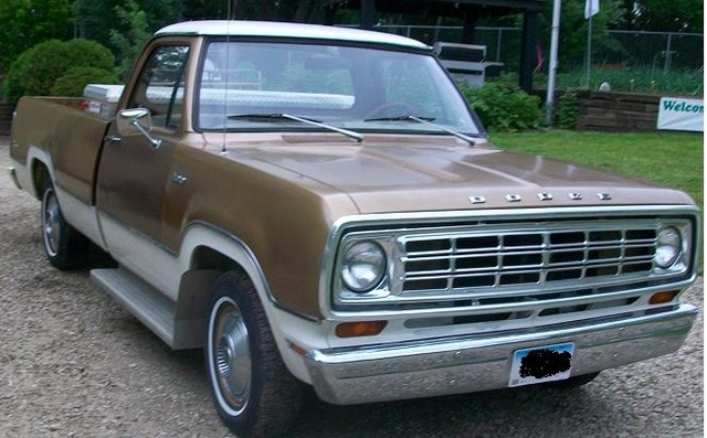 Picture of 1975 Dodge D-Series