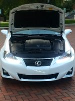 Picture of 2012 Lexus IS 250 RWD, engine