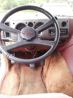 Picture of 1991 Chevrolet Chevy Van 3 Dr G30 Cargo Van, interior
