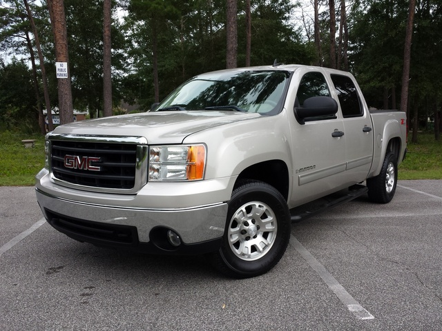 2005 gmc sierra 1500 crew cab slt 4wd specs and autos post. Black Bedroom Furniture Sets. Home Design Ideas
