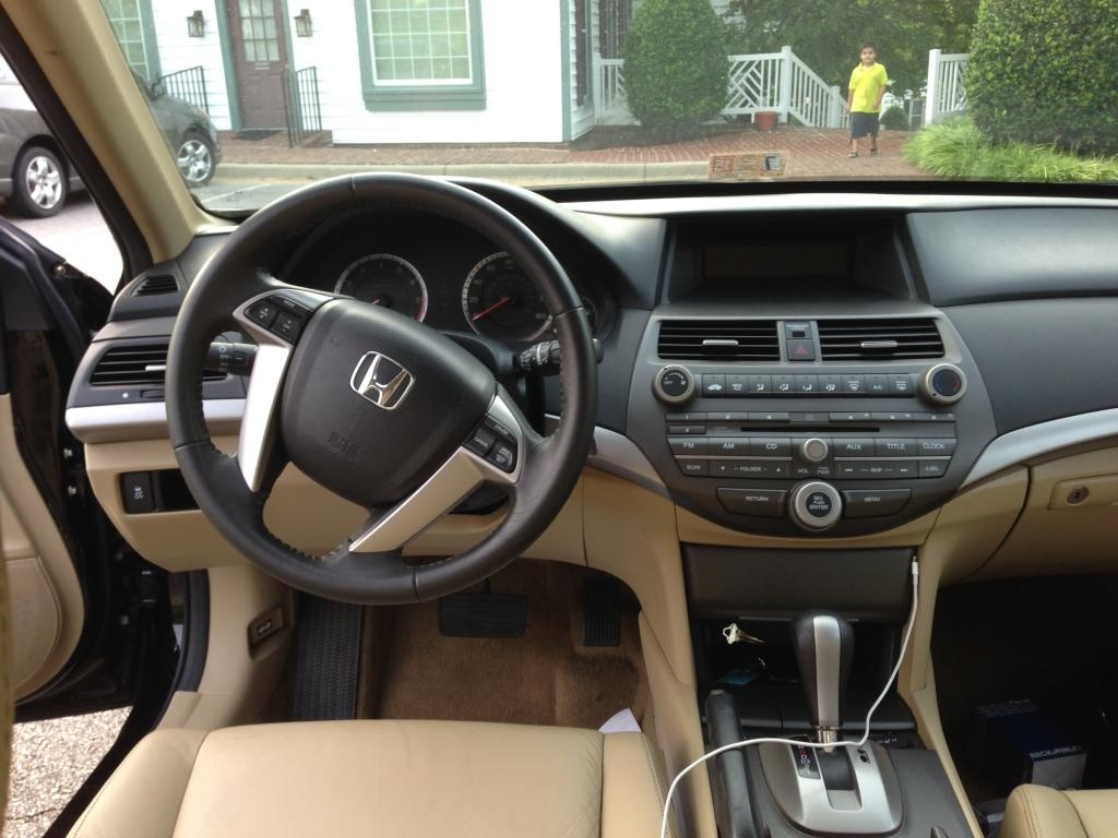 Picture of 2012 Honda Accord SE, interior