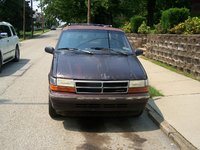 Picture of 1991 Dodge Grand Caravan 3 Dr SE Passenger Van Extended, exterior, gallery_worthy