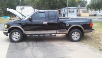Picture of 2001 Ford F-150 Lariat Crew Cab 4WD SB, exterior, gallery_worthy