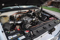 Picture of 1997 GMC Suburban K2500 4WD, engine