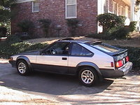 Picture of 1985 Toyota Supra, exterior, gallery_worthy