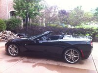 Picture of 2014 Chevrolet Corvette Stingray Convertible 2LT, exterior