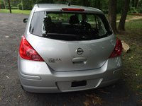 Picture of 2009 Nissan Versa S Hatchback, exterior, gallery_worthy