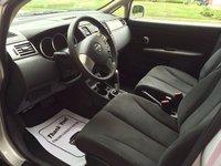Picture of 2009 Nissan Versa S Hatchback, interior, gallery_worthy