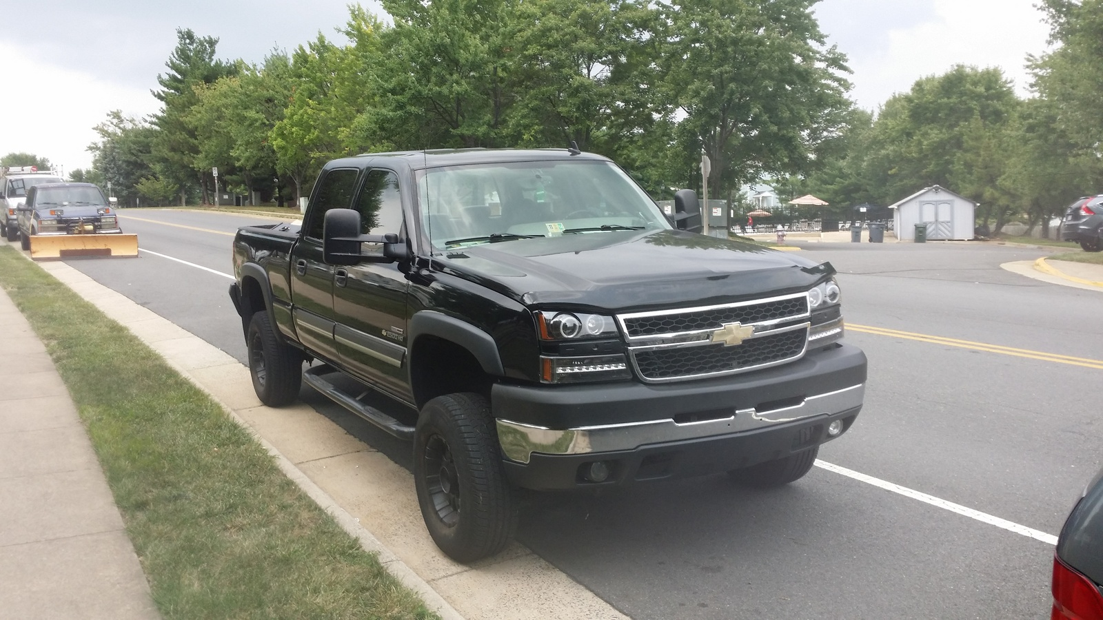 what 39 s your take on the 2006 chevrolet silverado 2500hd. Cars Review. Best American Auto & Cars Review