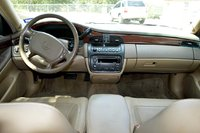 Picture of 2005 Cadillac DeVille Base, interior