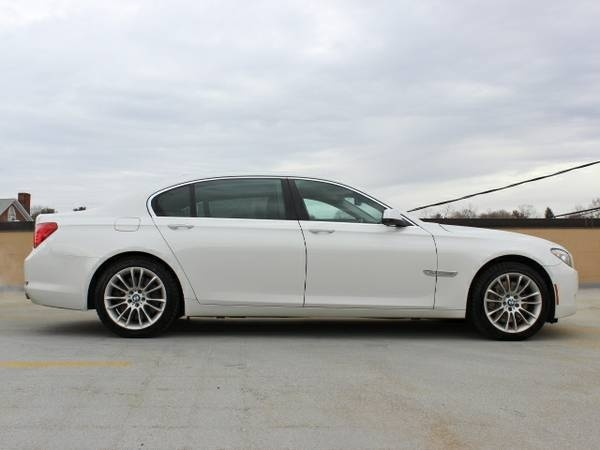 Picture of 2012 BMW 7 Series 750Li xDrive AWD, exterior, gallery_worthy