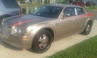 Picture of 2006 Chrysler 300 Base, exterior, gallery_worthy