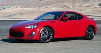 2015 Scion FR-S, Front-quarter view, exterior, manufacturer