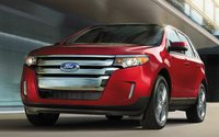 2014 Ford Edge, Front-quarter view, exterior, manufacturer