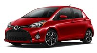2015 Toyota Yaris Picture Gallery