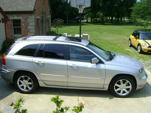 2006 chrysler pacifica pictures cargurus. Black Bedroom Furniture Sets. Home Design Ideas