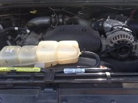 Picture of 2002 Ford Excursion Limited 4WD, engine