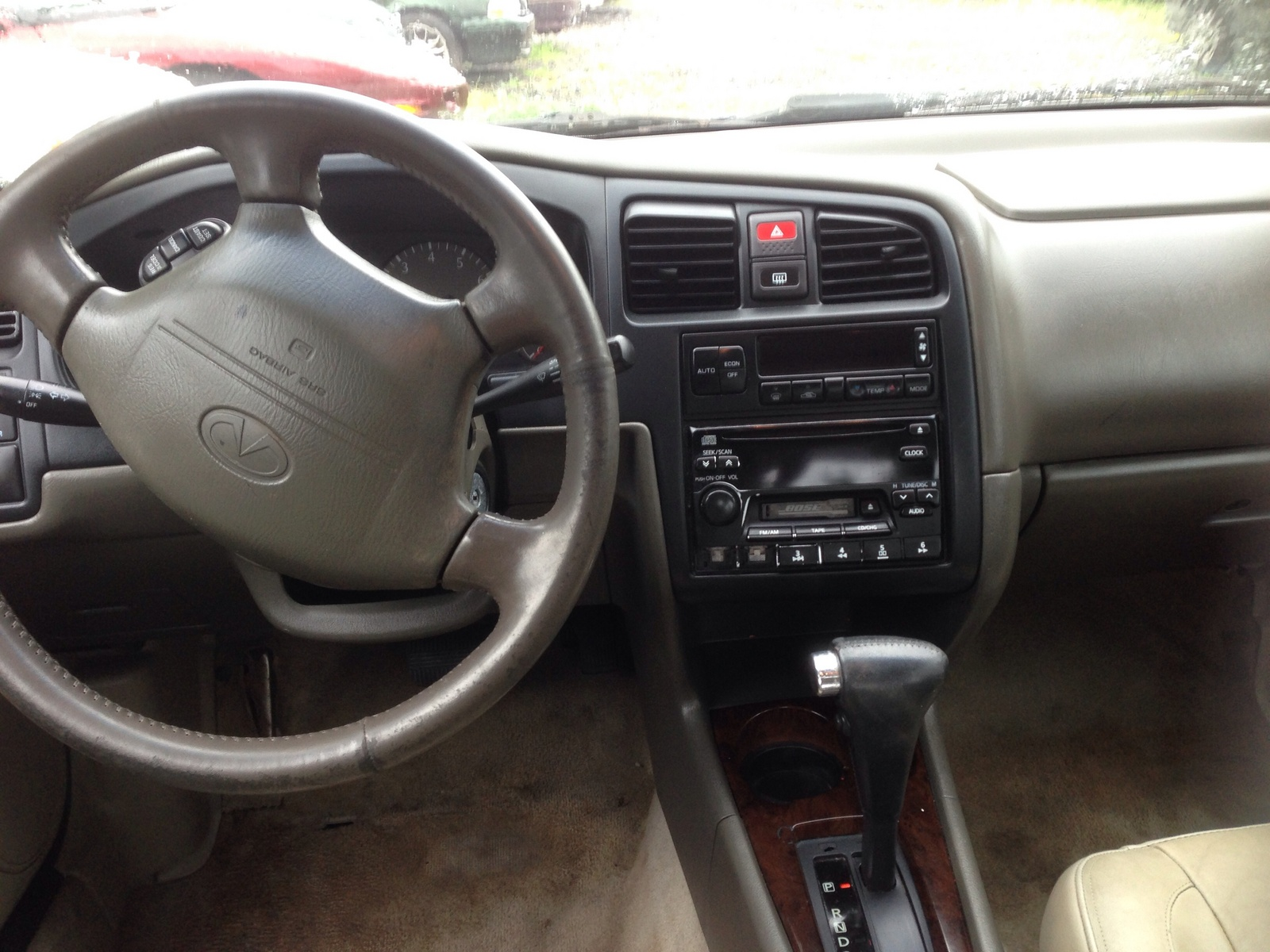 Picture of 2001 Infiniti G20 4 Dr STD Sedan, interior