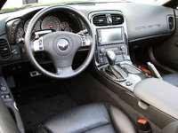 Picture of 2010 Chevrolet Corvette Convertible 3LT, interior